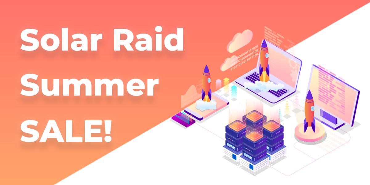 Solar Raid Summer Sale