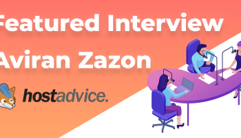 Interview with Host Advice