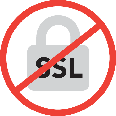 what happens when you don't have ssl