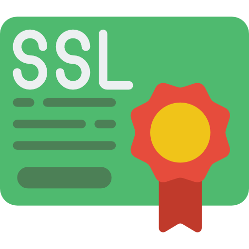 SSL cerficiate encrypts connections and secures your website