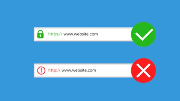 HTTP versus HTTPS connection